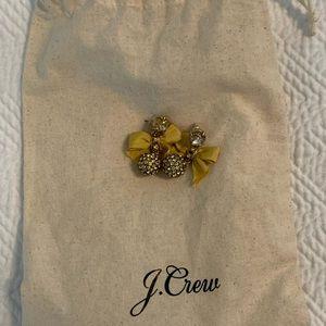 J. Crew Earrings — firm price